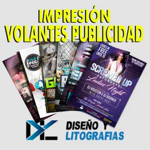 Impresión de Volantes Publicitarios en Medellín