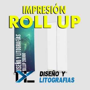 Pendones Rollup Medellin